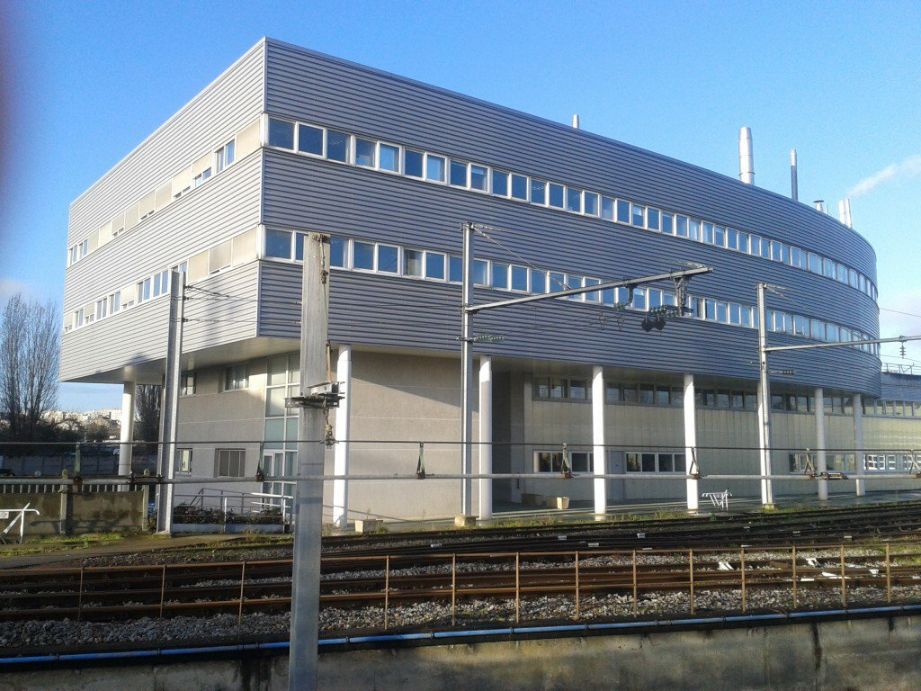 Laboratoire SNCF - AEF