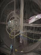 disgnostic vibratoire d'un ventilateur