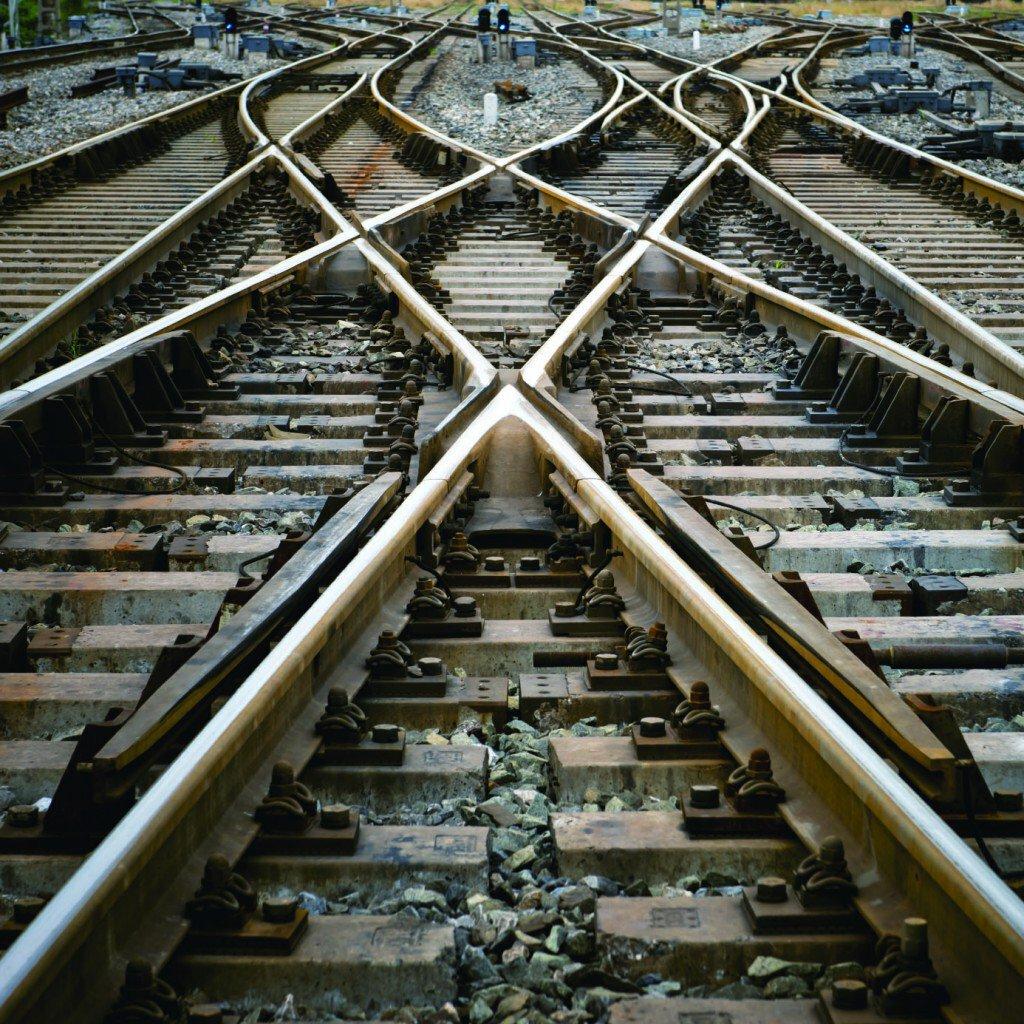 Rail et appareils de voie