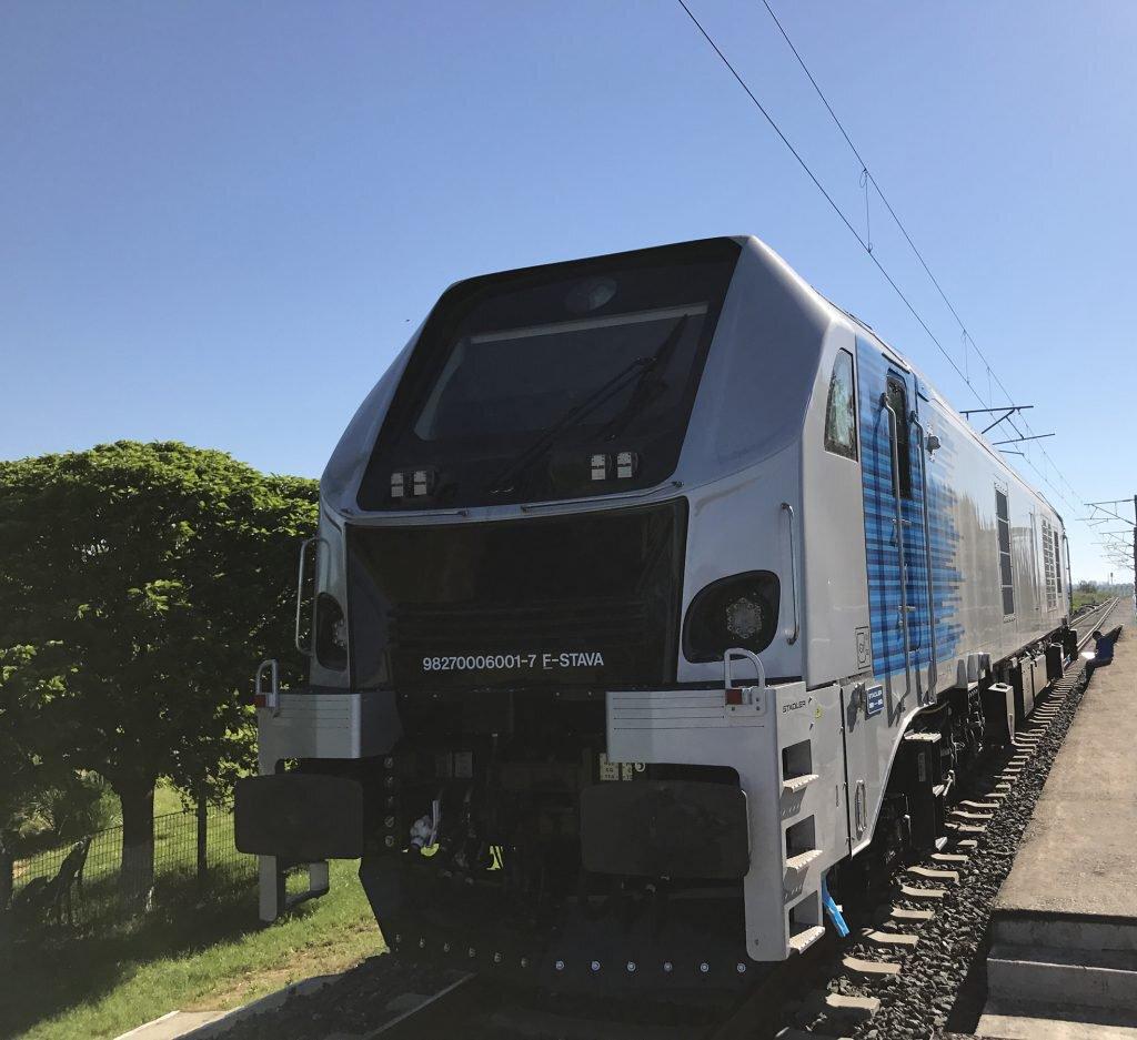 Locomotive Euro Dual