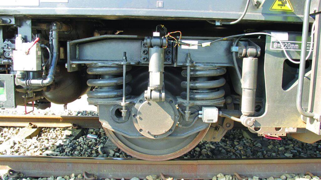 Dynamique ferroviaire