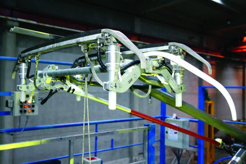 Conception et fabrication de pantographes instrumentés