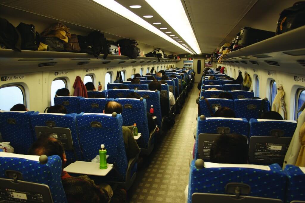 Confort vibratoire des voyageurs