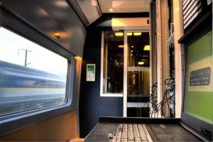 intérieur train iris